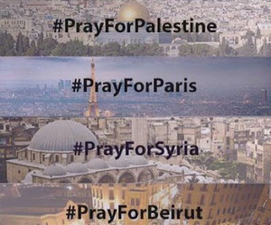 palestine, paris, and syria image