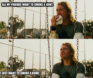 caption, james franco, and pineapple express image