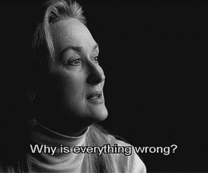 meryl streep, quote, and the hours image