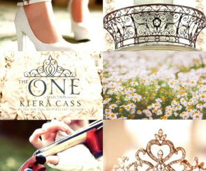book, the one, and kiera cass image