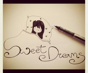 Dream and sweet image