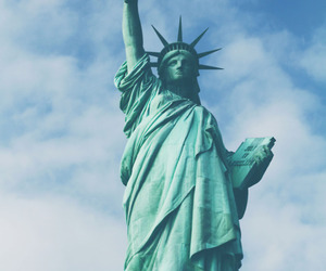 america, france, and new york image