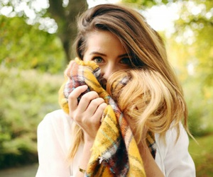 zoella, youtuber, and autumn image