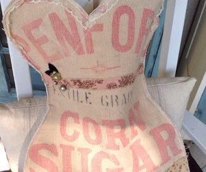 etsy, vintage buttons, and grain sacks image