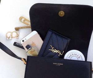 fashion, iphone, and YSL image