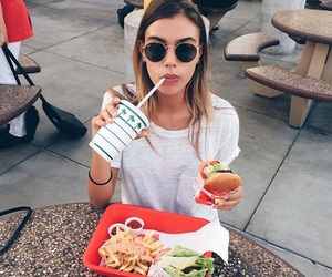 food, style, and summer image