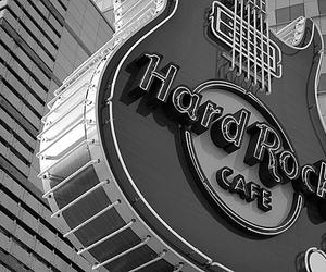 hard rock cafe, hard rock, and rock image