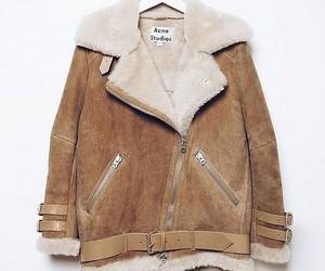 fashion, acne, and jacket image