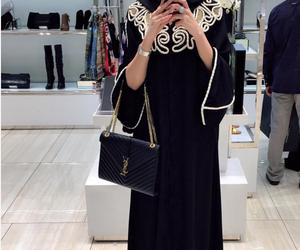 abaya and hijab image