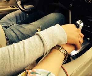 couple, love, and bmw image