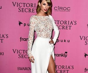 Taylor Swift, Victoria's Secret, and dress image