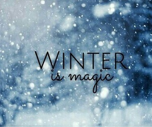 is, snow, and winter image