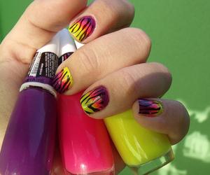 impala, nail art, and nail polish image