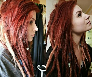 dreads and rasta image
