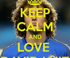 curly hair and love image