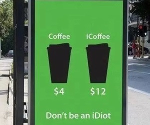 coffee, idiot, and people image