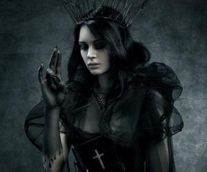 gothic, dark, and fantasy image