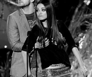 Mila Kunis, justin timberlake, and friends image
