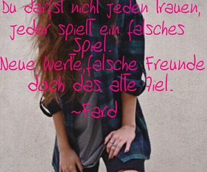 zitat, fard, and spruch image