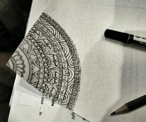 beautiful, diy, and drawing image