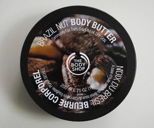 body butter, the body shop, and body image