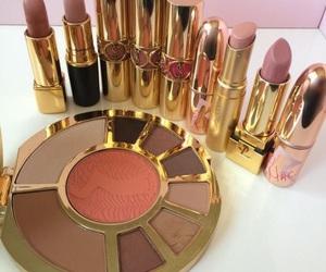 lipstick, make up, and luxury image