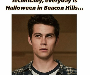 teen wolf, Halloween, and dylan o'brien image