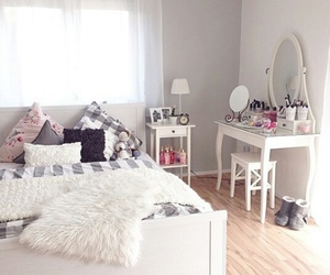 decor, room, and house image