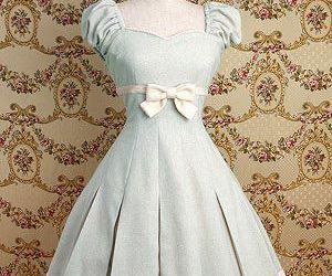 dress, cute, and victorien image