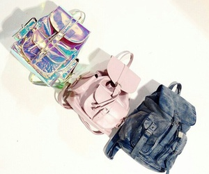 Bershka and backpacks image