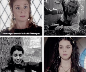 catherine, mary, and reign image
