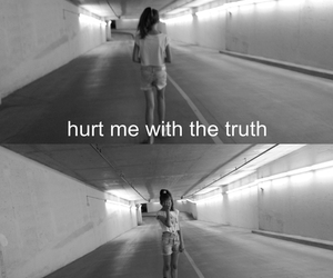 lies, truth, and grunge image