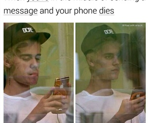 phone, hate this, and beliebers image