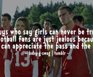 soccer, football, and girl image