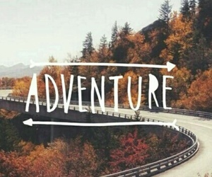 adventure and fall image