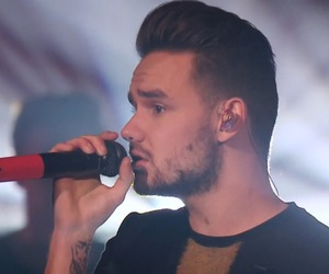 apple music, liam payne, and one direction image
