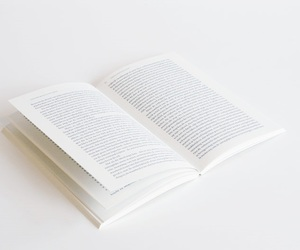 book, white, and pale image
