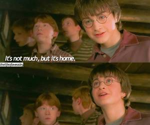 chamber of secrets, harry potter, and ron weasley image