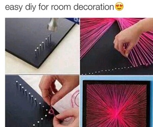 bedroom, diy, and home image