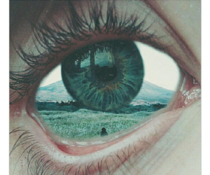 eye, eyes, and weird image