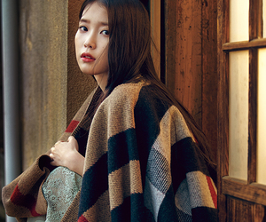 iu, kpop, and marie claire image