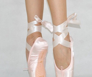 ballet, ballet shoes, and cute image