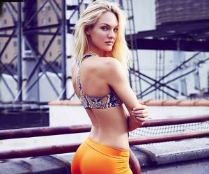 beautiful and candice swanepoel image