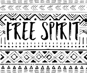 free spirit and wallpaper image