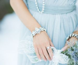 bridal, wedding, and accessories image