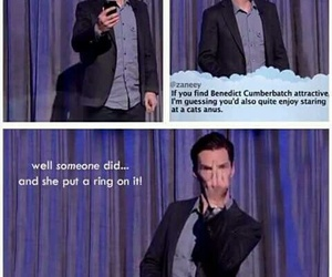 actor, benedict, and funny image