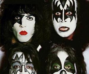 kiss, rock, and band image