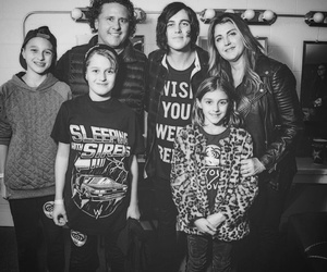 black and white, kellin quinn, and sws image