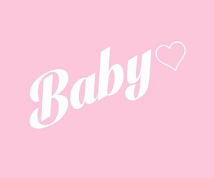 pink, baby, and pastel image