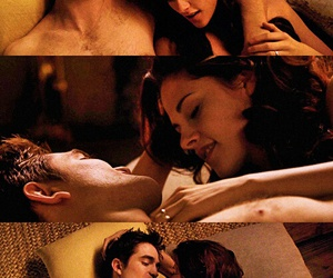 bella swan, marriage, and couple image